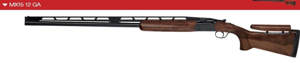 MX15 Trap Unsingle 12 ga  - Available for custom order