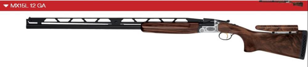 MX15 L Trap Unsingle 12 ga  - Available for custom order