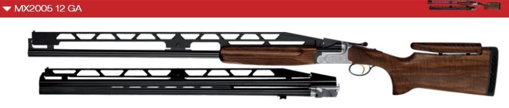 MX2005 Trap Unsingle 12 ga Combo - Available for custom order