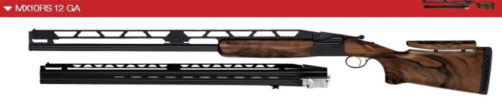 MX10 RS Trap Unsingle 12 ga Combo - Available for custom order