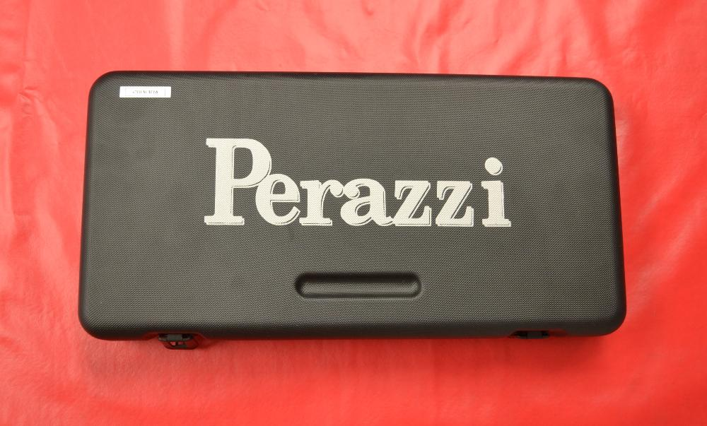 PERAZZI STOCK AND FOREND CASE