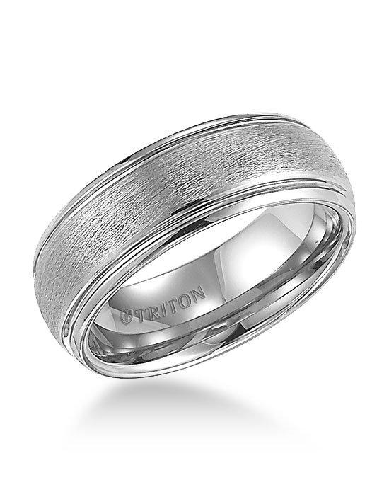 cross fit white band pin zales men wedding engraved s triton comfort tungsten scroll bands