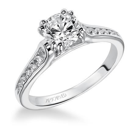 "Artcarved ""Kimberly"" Ring"