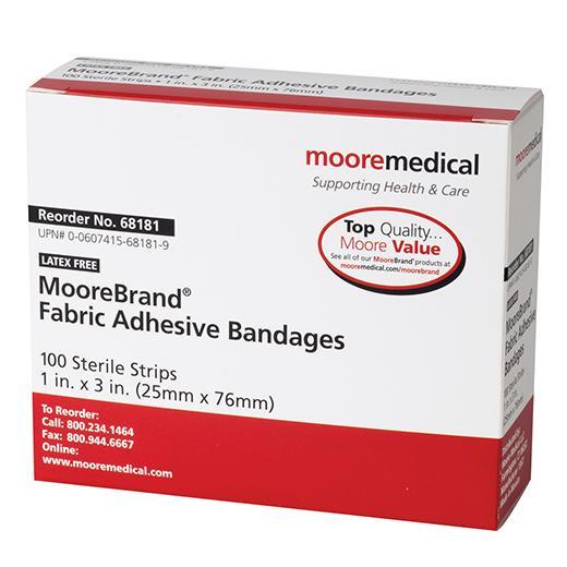 MooreBrand Adhesive Bandages