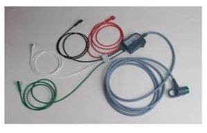 CACB73407R Physio Control Cable w/4 Lead Attachment for Lifepak 12/15