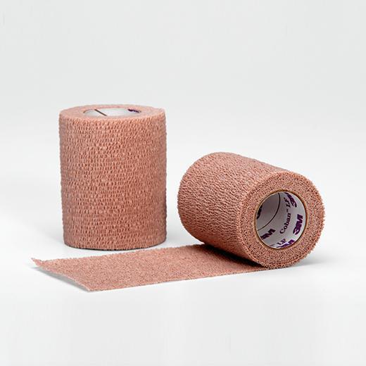Coban Latex Free Self-Adherent Wrap 3 inch
