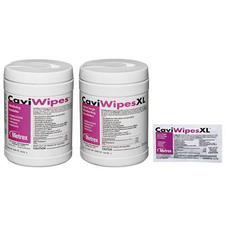 "CaviWipes™ Towelettes 6"" x 6.75"""