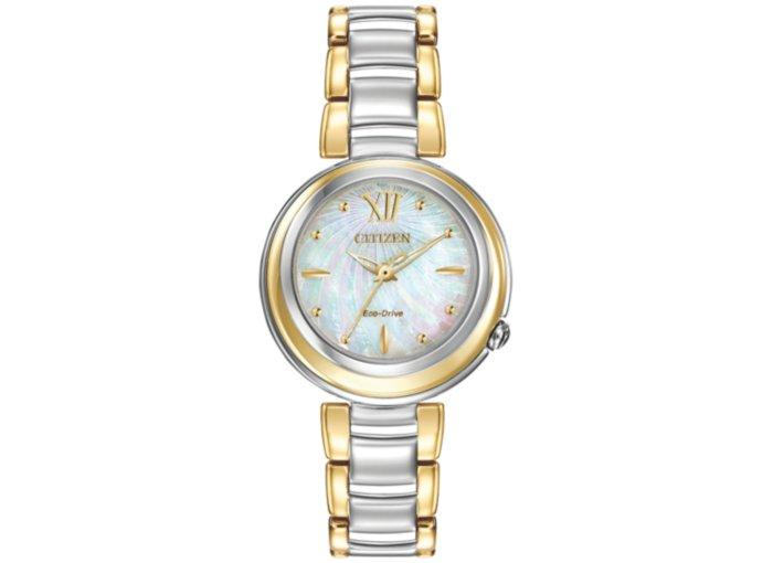 Citizen Eco-Drive Sunrise Womens Watch