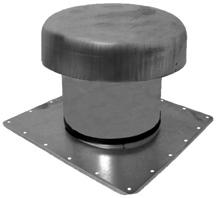 Vent Cap For Flat Roofs