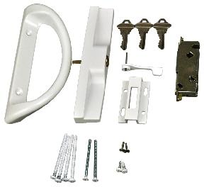 Kinro 1600 Series Patio Door Handle Kit