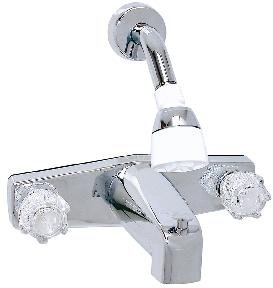 "Phoenix 8"" Tub/ Shower Diverter"