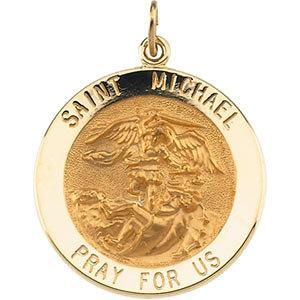 ST.MICHAEL Medal 12mm