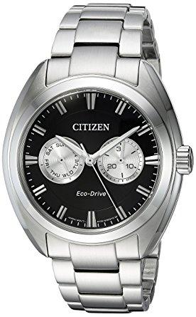 Citizen Eco-Drive Mens Paradex