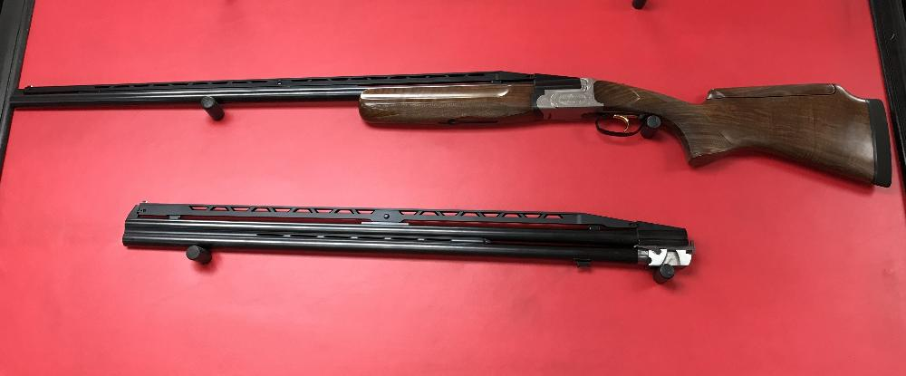 MX-2000/10 TOP SINGLE TRAP COMBO SHOTGUN- Pre-owned
