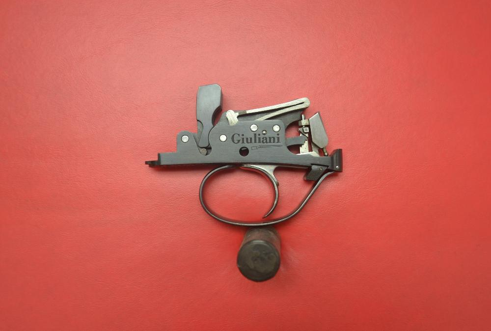 GIULIANI SCO ENGRAVED SELECTIVE TRIGGER GROUP - NEW