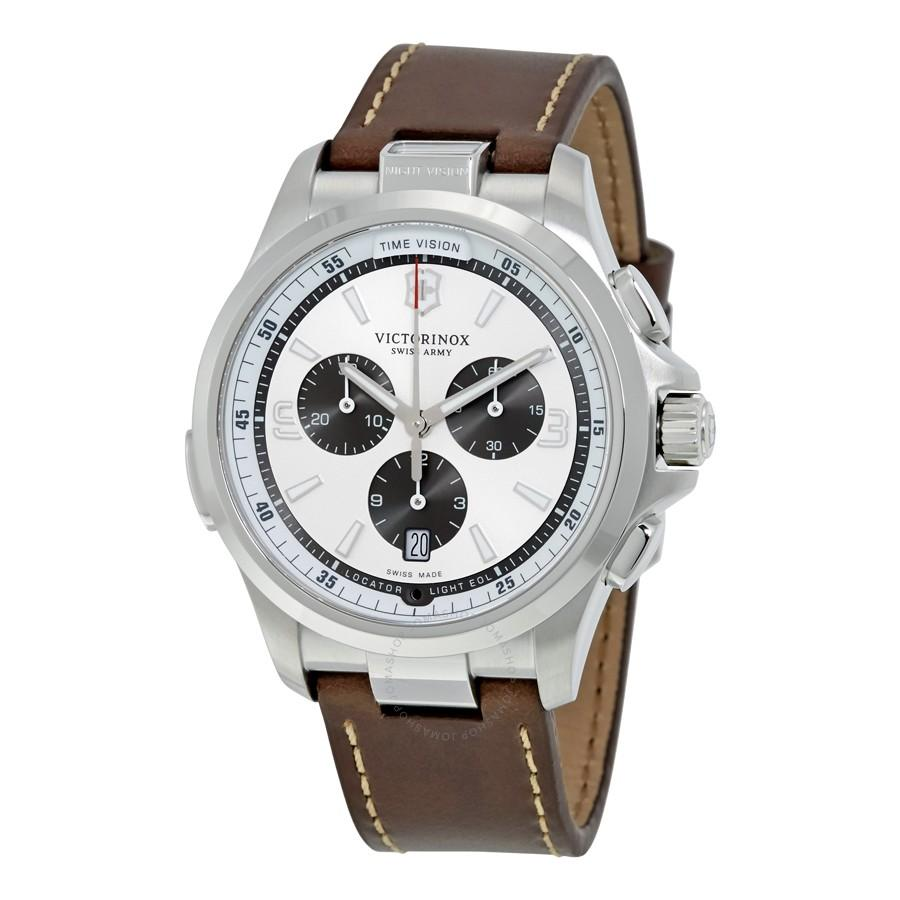 Victorinox Swiss Army Night Vision Chronograph