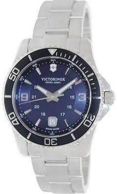 Victorinox Mens Maverick Analog Display Swiss Quartz Watch