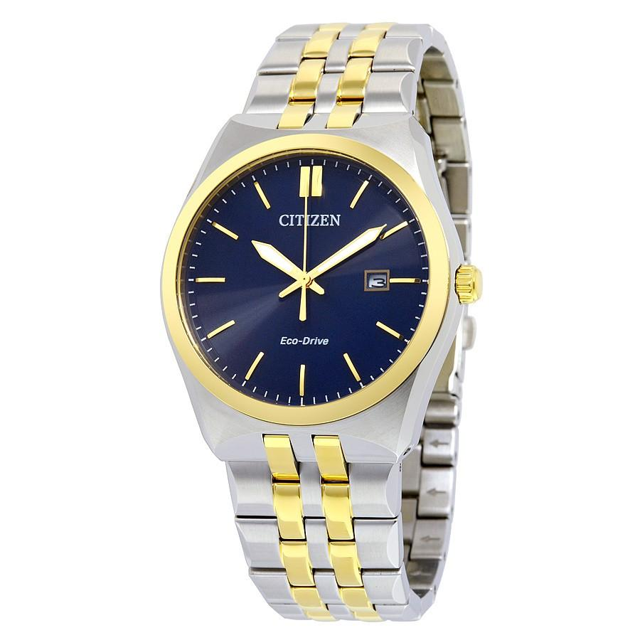 Citizen Eco-Drive Mens Two Tone Corso Watch