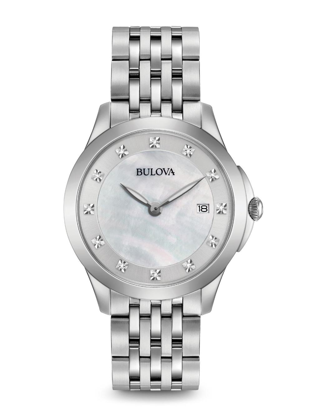 Womens Classic Diamond Watch