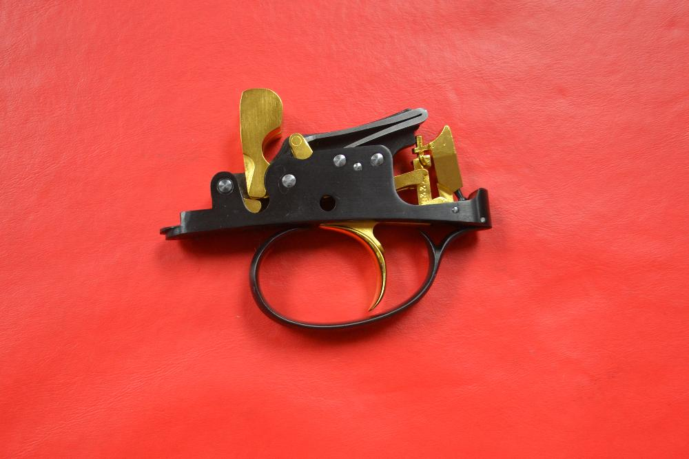 MX SCO ENGRAVED STANDARD O/U TRIGGER GROUP - Pre-owned