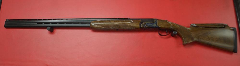 "MX-8 12 GA TRAP 31 1/2"" O/U SHOTGUN - Pre-owned"