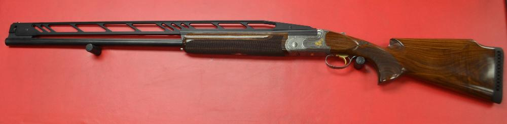 "SYREN TEMPIO 12 GA TRAP 32""  UNSINGLE SHOTGUN - NEW"