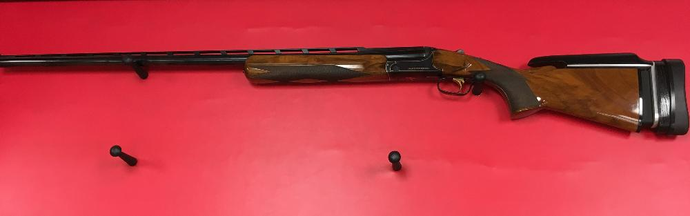 "TM-1 TRAP 34"" SINGLE BARREL SHOTGUN - PRE-OWNED"