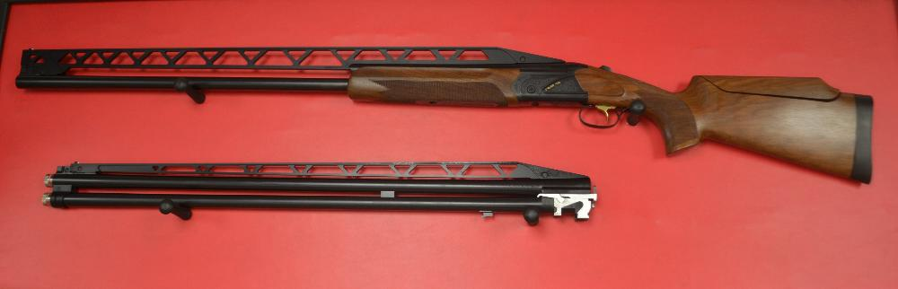 FABARM AXIS RS 12 GA TRAP COMBO SHOTGUN - NEW