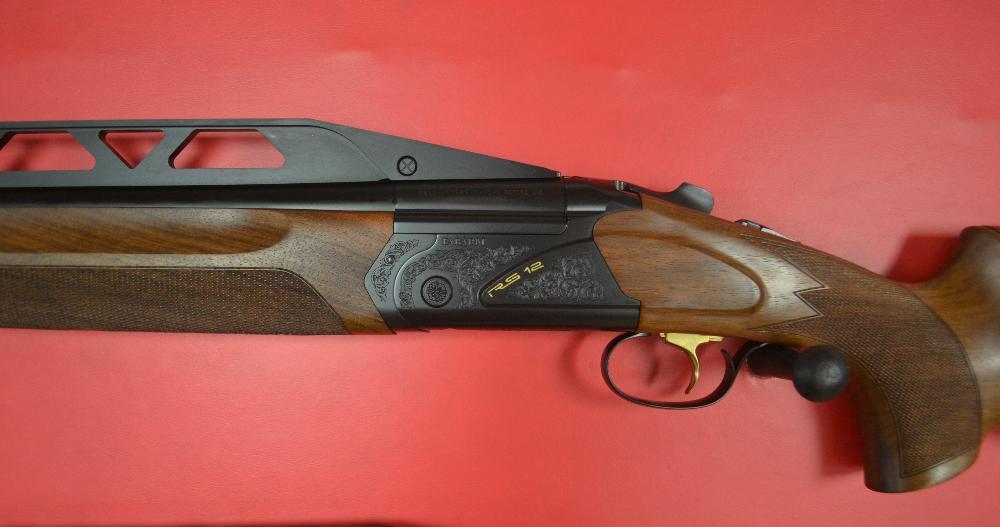 Perazzi FABARM AXIS RS 12 GA TRAP COMBO SHOTGUN - NEW at