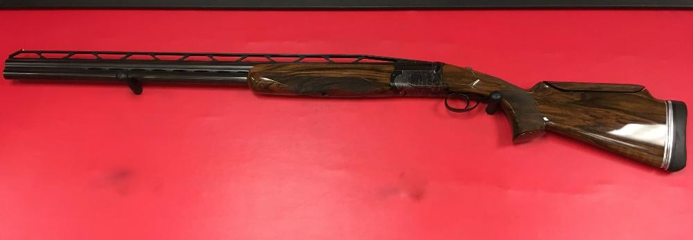 GRAND AMERICAN 1  12GA. 31 1/2 TRAP SHOTGUN IN SC-2 WOOD-Pre-owned