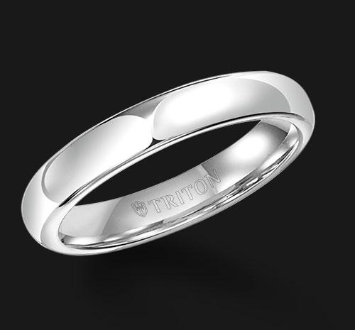 TUNGSTEN DOMED BAND