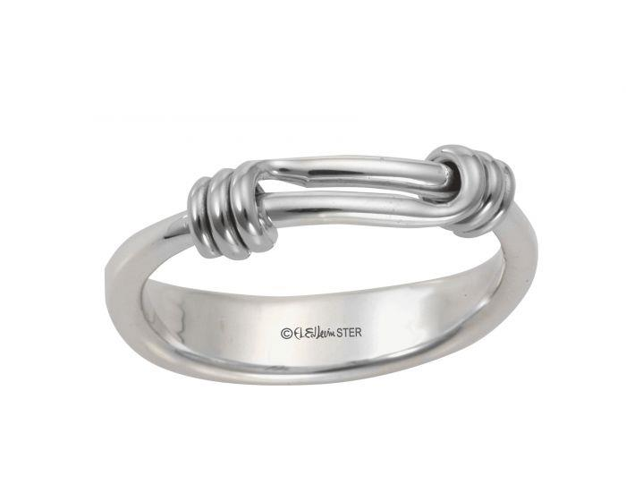 Signature Ring Sterling Silver