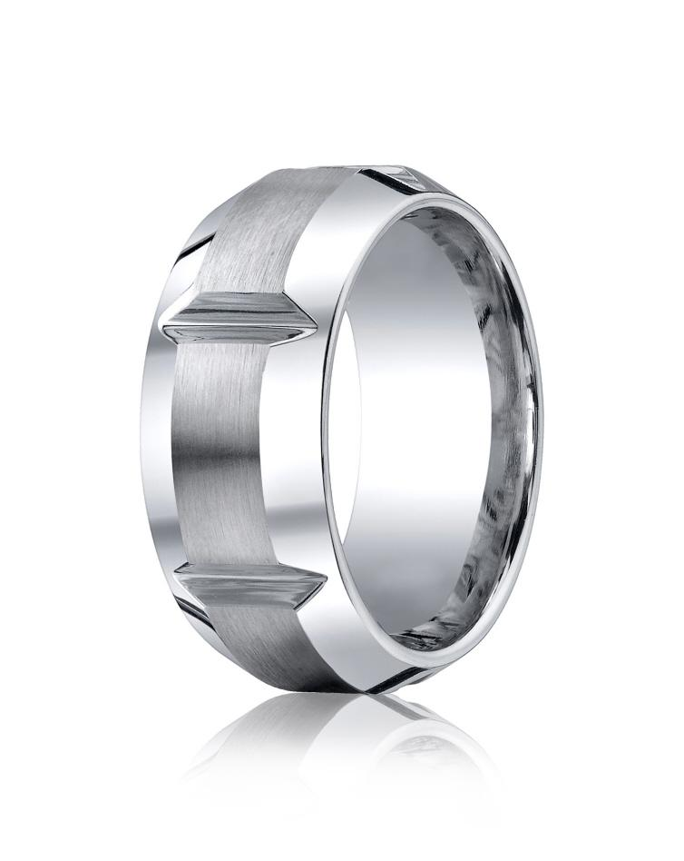 benchmark rings mavilo bands wedding designers
