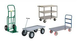 Hand Trucks - Carts