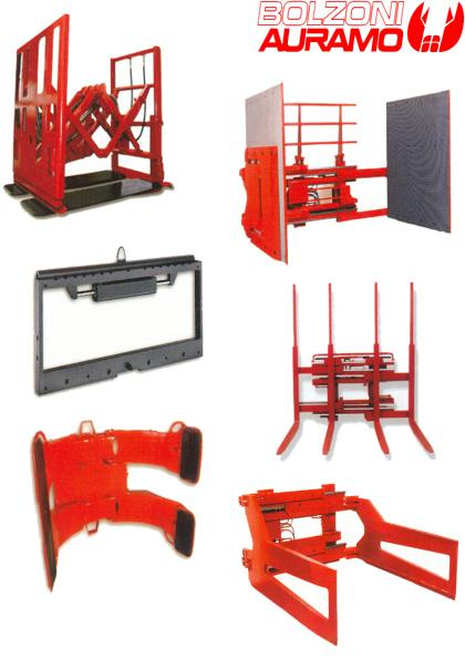 Lift Truck Attachments