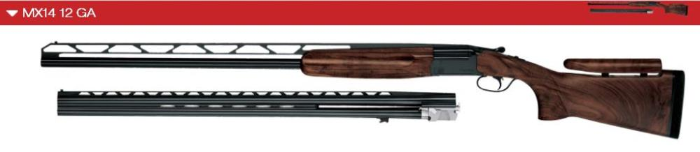 MX14 Trap Unsingle 12 ga Combo - Available for custom order