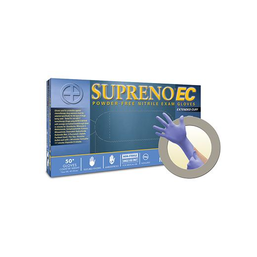 Supreno EC Powder-Free Nitrile Gloves