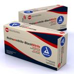Black Nitrile Exam Gloves – Non-Sterile Dynarex