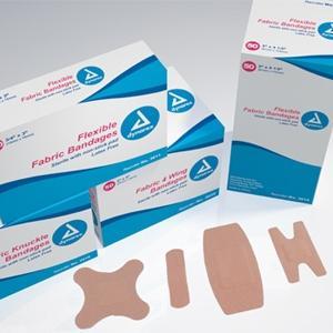 Adhesive Fabric Bandages – Sterile