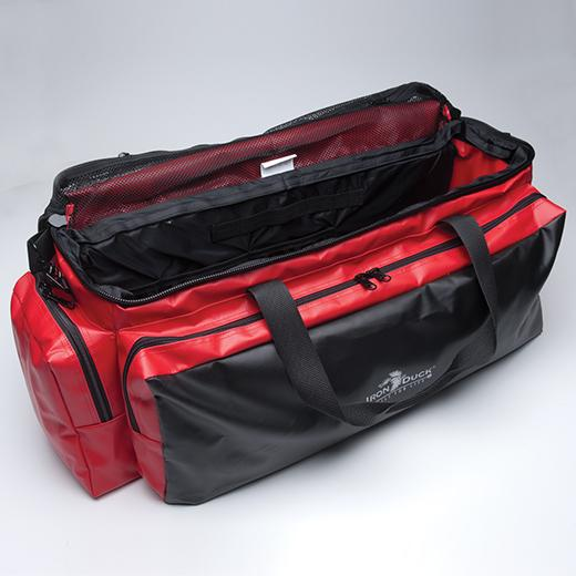 Breathsaver Red Universal Precautions Material