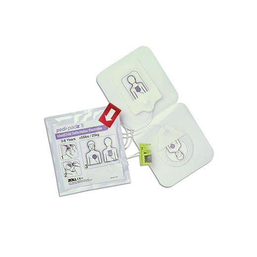 Pedi padz® II electrodes
