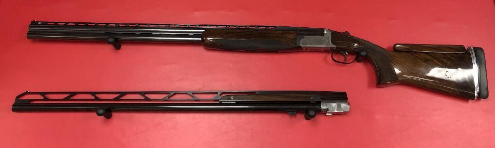 MX14L TRAP 12 GAUGE COMBO SHOTGUN - PRE OWNED