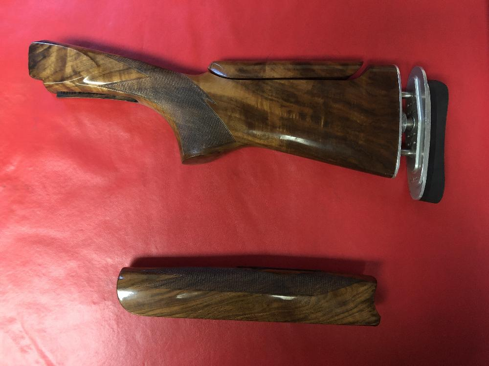 MX2000S 12 GAUGE STOCK AND FOREND - PRE OWNED