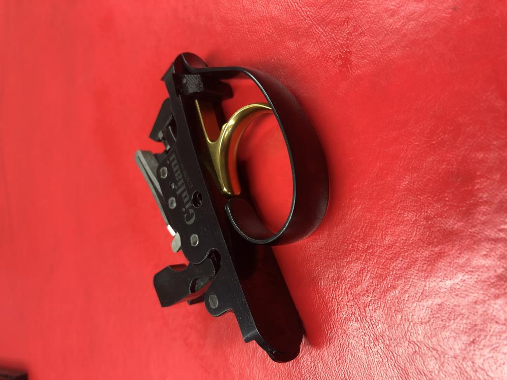 GIULIANI EXTERNAL SELECTABLE LEAF SPRING TRIGGER GROUP - NEW