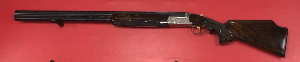 PERAZZI MX8 SC3 TRAP 12 GAUGE 29 1/2 OVER AND UNDER BARREL SHOTGUN