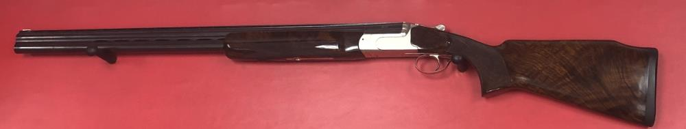 PERAZZI MX8 BUNKER 12 GA 29 OVER AND UNDER BARREL SHOTGUN