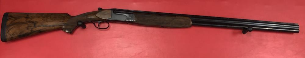 PERAZZI MX20 29 1/2 OVER AND UNDER BARREL 20 GAUGE SPORTING SHOTGUN