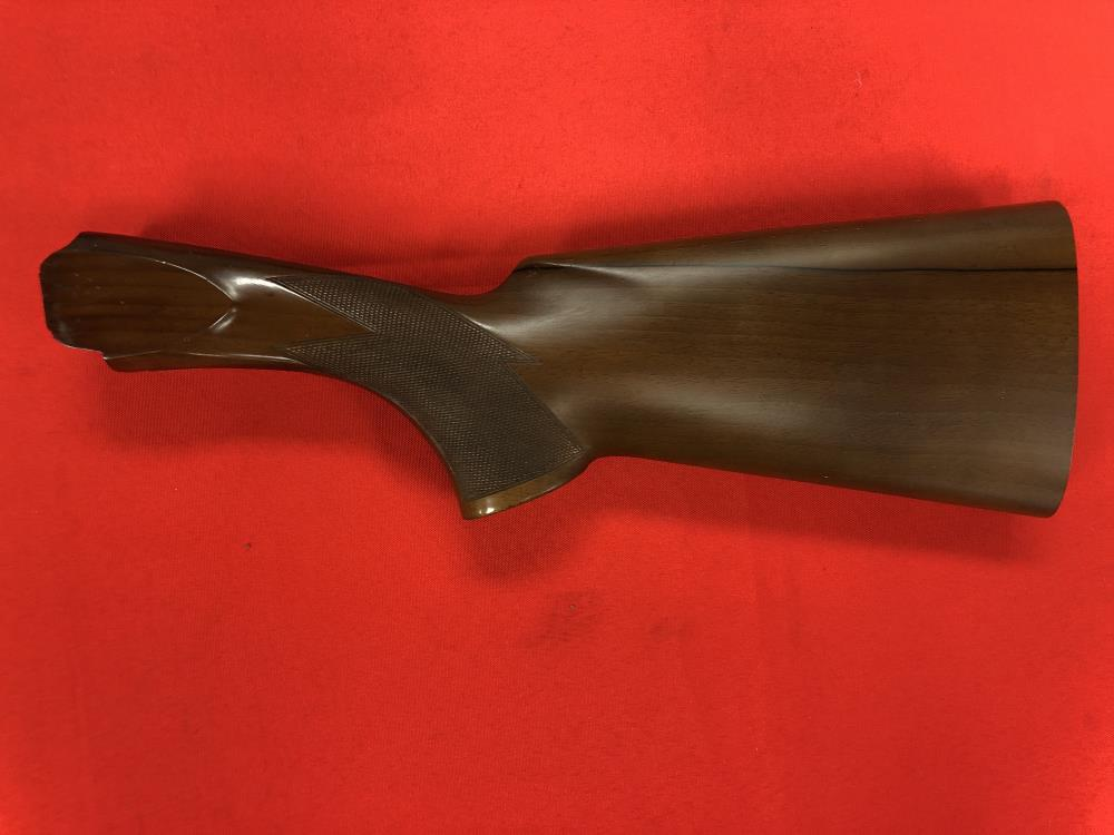 PERAZZI TM1 12 GAUGE FIXED STOCK WITH NO PAD STOCK - PREOWNED