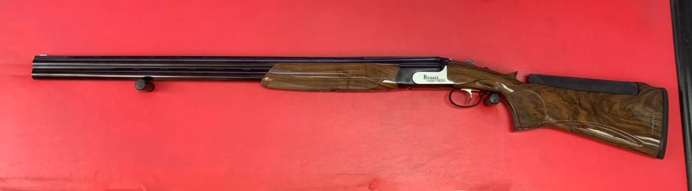 "HIGH TECH BUNKER 12 GA O/U 30"" SHOTGUN - PRE-OWNED"